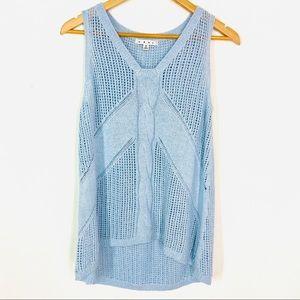 CAbi Hi-Low Sweater Vest